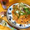 今日のご飯──ツナのナポリタン&柚子酒に合う晩ご飯──