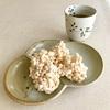 懐かしい日本のお菓子 米ポン菓子でグルテンフリー&低フォドマップ