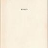 :Marcel Brion『Le journal du visiteur』(マルセル・ブリヨン『訪問者の日記』)