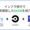 GitHub Actions + CircleCI + AWS CodeDeployによるCI/CD環境にインフラを移行した話