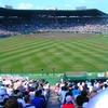 甲子園の高校野球とか応援団とか好き