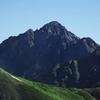 はじめてのテント泊の思い出 【北アルプス・劔岳】