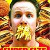 アニメ「美味しんぼ」  「ハンバーガーの要素」を見て、スーパーサイズ・ミーを思い出した