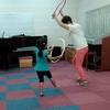 幼稚園登園拒否後の体操教室と音楽教室