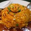 【食事】 百香亭@つくば カニとエビの中華風オムライス