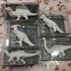 100均 恐竜〜〜〜