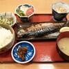 西川口の「一徳」で焼きサバ定食を食べました★