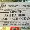 2016/11/06@ASH DA HERO in 仙台