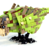 サポーター10,000人達成! レゴ アイデア「Kakapo(カカポ)」
