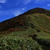 谷川連峰 錦秋の平標山を歩く