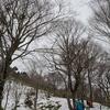 氷ノ山「腐れ雪」