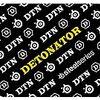 【 国内正規品 】 SteelSeries QcK DeToNator Edition 63833 マウスパッド
