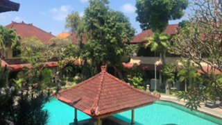 【バリ島・クタ】1泊1250円のホテル!Balisandy Resortsがコスパ良すぎて最高でした!