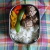 57冊目『料理が身につくお弁当』から3回めはミートボール弁当