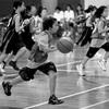 バスケ・ミニバス写真館85 一眼レフで撮影したバスケットボール試合の写真