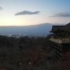 京都旅行記2020年末!外国人が全然居なくて普段とは全く異なる様相【ただパフェを食べるだけ】