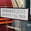 GRAPEVINE  FALL TOUR  9.26 @中野サンプラザ