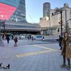 フウナ in リアル 2021・1月 宮下公園(渋谷)
