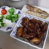 幸運な病のレシピ( 1264 )昼 :イカの煮付け、カツレット(薄いトンカツ)、生ホッケ焼き、ブロッコリー