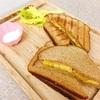 ピーナッツバターバナナサンドイッチの作り方