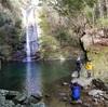 【熊野滝めぐり】琴の滝でランチパーティーしてきた(和歌山県西牟婁郡すさみ町)