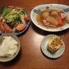 ベーコンと野菜の煮物