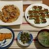 2017/08/17の夕食