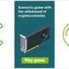 【お金も稼げる】マイニングの面倒なところを触らずに体験させてくれるゲーム「CryptoFamer」