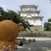 小田原城をしかまろくんが廻ってきました!【おまけ編】/日本100名城(神奈川県小田原市)