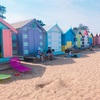 オーストラリア旅行記3日目 【メルボルン】2つのビーチへ