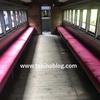 明治村のSL(蒸気機関車12号)に乗ってみた!【料金と所要時間】御料車も見応えあり!
