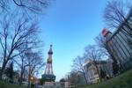 GoProのナイトラプスモードで、さっぽろテレビ塔を撮影してみた!