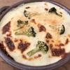 ホットクック でホワイトソースを作り簡単にドリアの出来上がり!時短料理