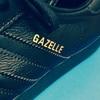 adidas gazelle(アディダス ガゼル)