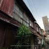 雑司が谷散策(1):弦巻通りの街並みを撮る。