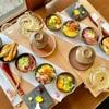 【五木茶屋とカフェ】京都嵐山オススメプラン🌿リバーサイドお茶屋さんが素敵♡
