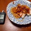 幸運な病のレシピ(46) トマトソース、ナス、冬瓜、大根入り