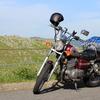 中国地方一周の旅2日目 バイク一人旅~絶品の宮島 絶景の秋吉台~