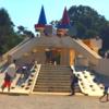【飛鳥山公園】SL展示や季節の草花も楽しめる!!広くて遊具もある公園