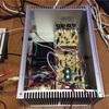 ハイブリッドパワーアンプの製作(3)