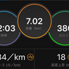 5kmTTリベンジ成功?\(^o^)/