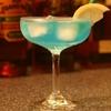 『ブルー・ラグーン』猛暑を癒す、爽やかなブルーが印象的。南国気分が味わえます。