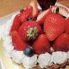【グルメ通信♪】誕生日ケーキ🍰