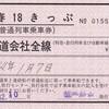 新宿〜長野〜郡山 昭和最後の日