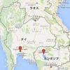 57日目:初の陸路国境越えでタイからカンボジアへ