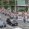 辺野古新基地建設反対 9.24新宿デモ