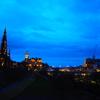 エディンバラの夜景を楽しみたい方へ。オールドタウンの夜景をお届けします!【スコットランド】