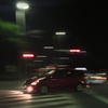 夜の散歩(自転車)