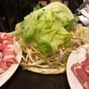 東京 池袋〉店員さんの対応もいいし、食材もしっかりしています。