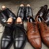 典型的サラリーマンの革靴ローテ5足!を伝えたい